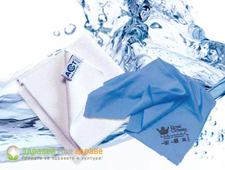 Кърпи от микровлакна поддръжка