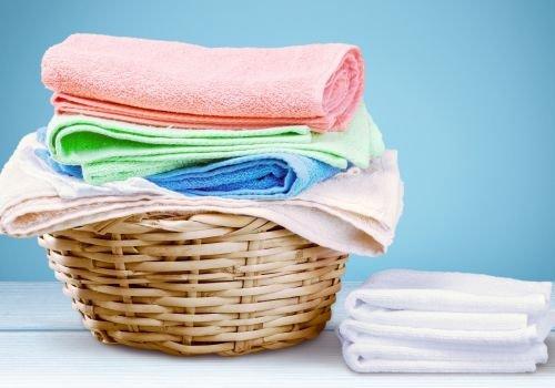 Пране на кърпи с микровлакна